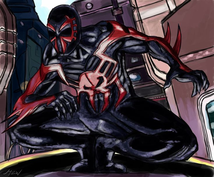 Spiderman 2099: 1000+ Images About Spider-man 2099 (Miguel O'Hara) On