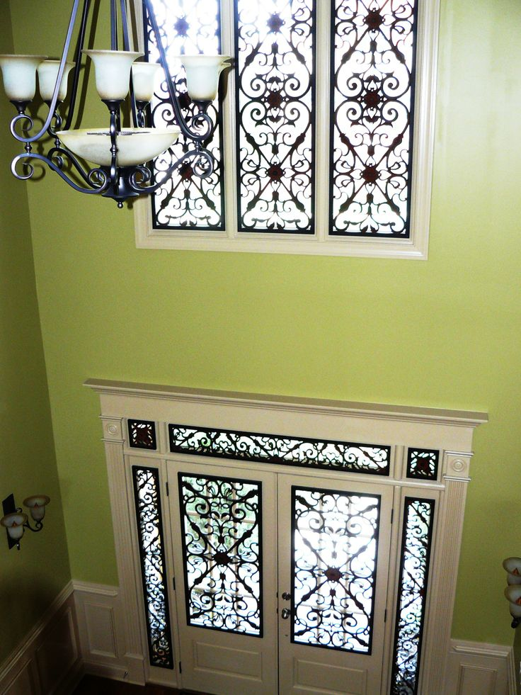 28 best Tableaux Faux Wrought Iron images on Pinterest | Wrought ...