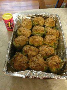 Seafood Stuffed Bell Peppers Recipe | Majic 102.1