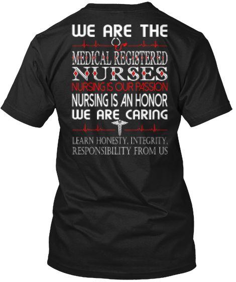 Registered Nurses T-Shirt