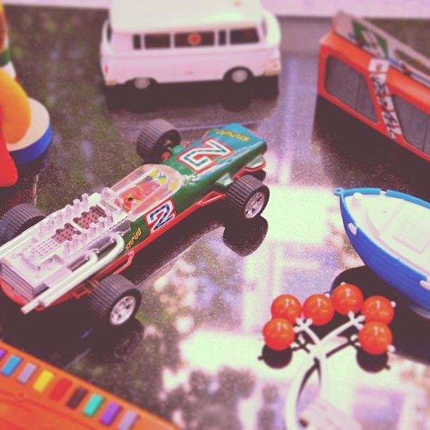 Eine ganze Sammlung von Spielzeug aus der DDR aus unserem Archiv. #ddrmuseum