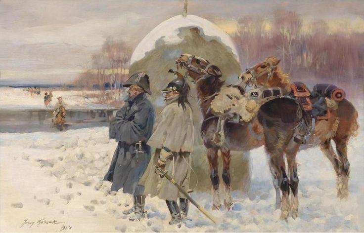 Jerzy Kossak (Polish,1886 – 1955)