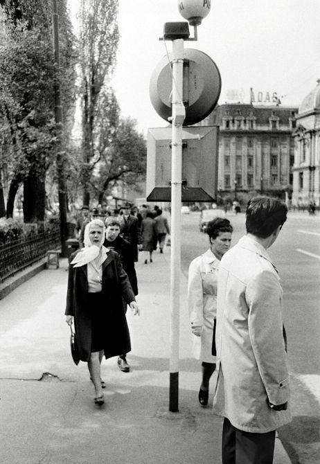 Arne Lind's day in Bucharest – 1974: Scarf