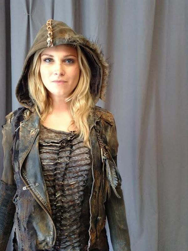 Grounder Clarke Griffin || The 100 cast behind the scenes || Eliza Jane Taylor