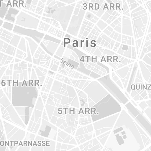 Paris Metro Map Interactive