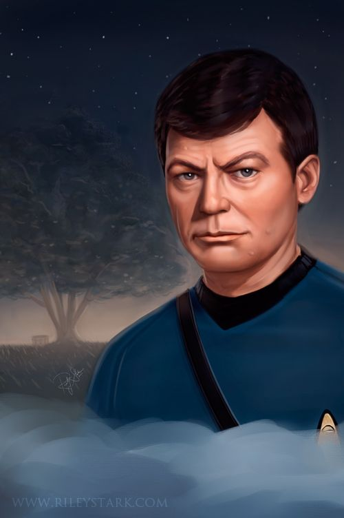 I had a request for a version of Scotty to go along with the other Star Trek portraits I did, so here's me answering the request. Chief Engineer Montgmery Scott. Painter 12. (Mostly.) (I tend to pr...