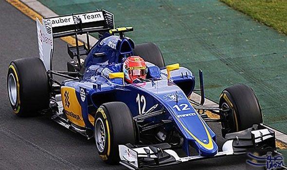 فريق ساوبر يمنح الكولومبية كالديرون ترقية جديدة لتكون سائقة تجارب منح فريق ساوبر المنافس في سباقات الفورمولا 1 للسيارات الكولومبية Ferrari Racing Car