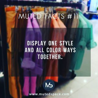 The one style display rule !  Read about it on our latest…