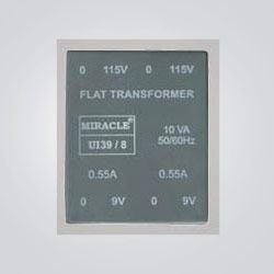 We utilize by and large propelled engineering within assembling UI Transformer-5 KV essential /auxiliary separation. This feature has 100% electrical and streak tried, level interwinding capacitance and twofold segment glass fibre fortified polymide bobbins