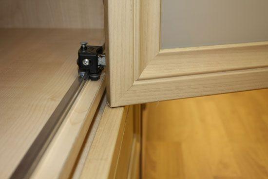 Шкафик.ru : cистема шкафа складные двери гармошки WingLine