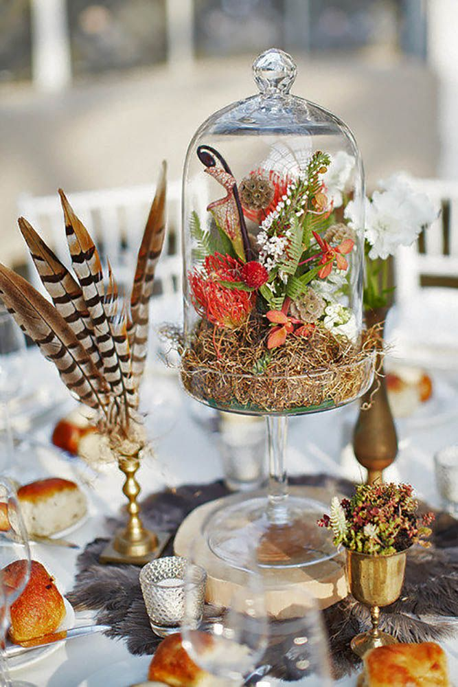 Best non floral centerpieces ideas on pinterest jute