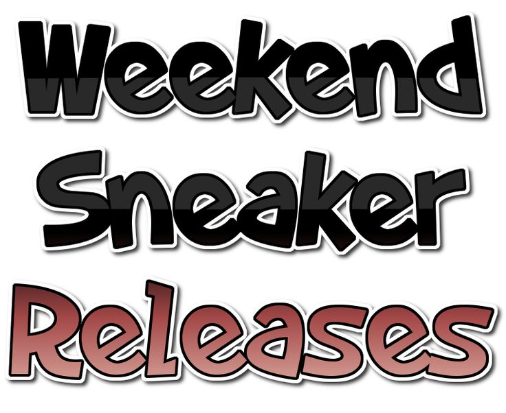 : Check Out What Shoes Are Releasing This Weekend At Da Jay Way.  https://dajayway.com/weekend-sneaker-releases-july-27th-july-30th/ :