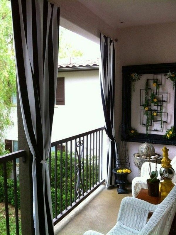 Pin by Milly Sua on Furniture | Apartment balcony decorating ...