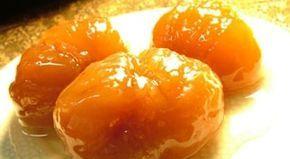 Malzemeler 1 kg iri kestane 450 gr (3 bardak ) tozşeker 1,25 bardak su 2 çay kaşığı vanilya Yapılışı: Kestaneler yık...