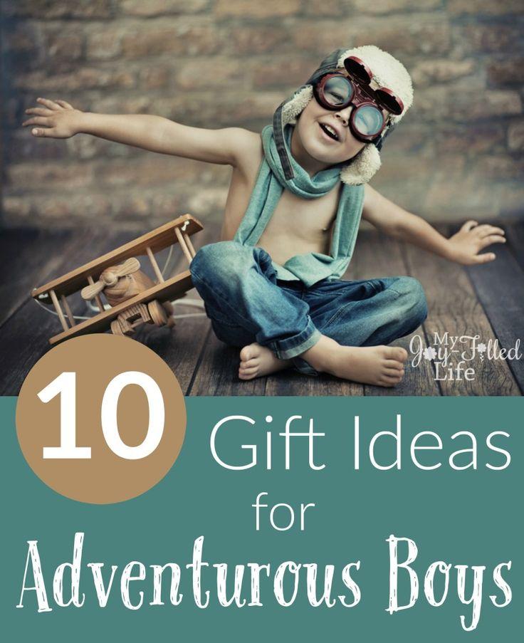 Gift Ideas for Adventurous Boys