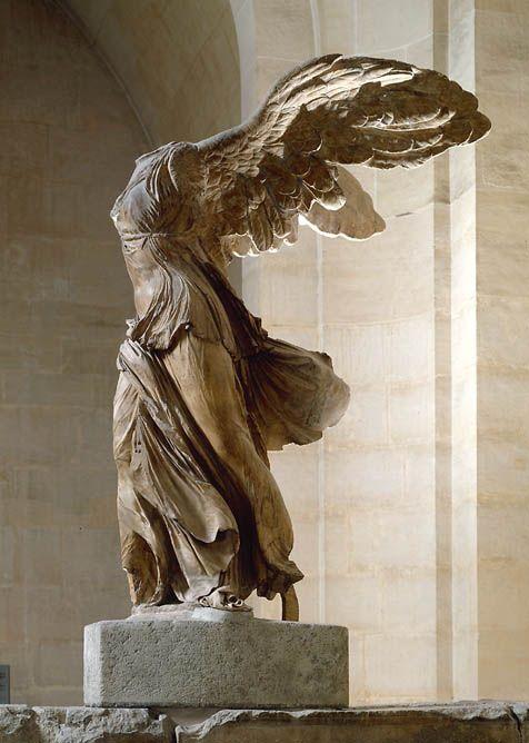 サモトラケのニケ 一番好きな彫像