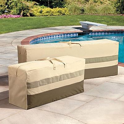 Cushion Storage Bag Storage Patio Cushions And Patios