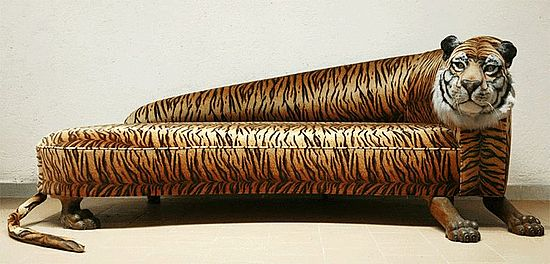 Weird Furniture: Rodolfo Rocchetti Custom Furniture..... Strange....