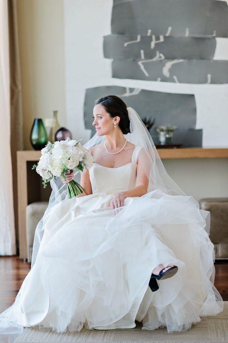 Photography: HK Photography  #海外ウェディング #アメリカ #結婚式 #ウェディングドレス #ウェディングブーケ