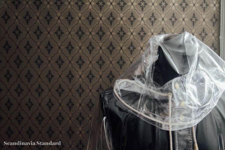 Stutterheim Raincoats | Cabin Design Studio Södermalm Stockholm | Scandinavia Standard