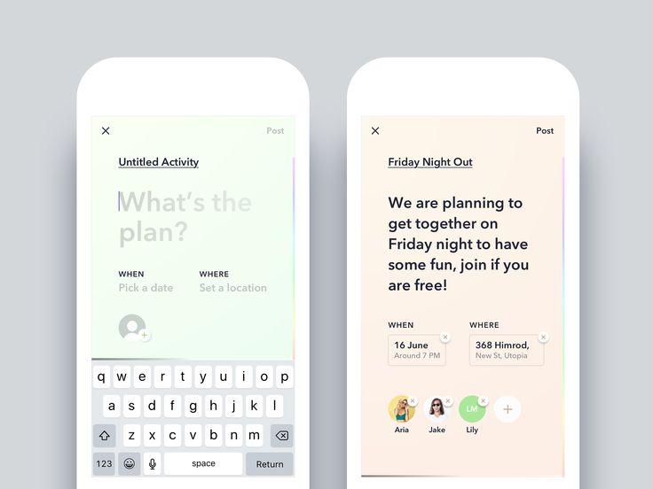 Mobile App UI/UX Designer | Self Taught