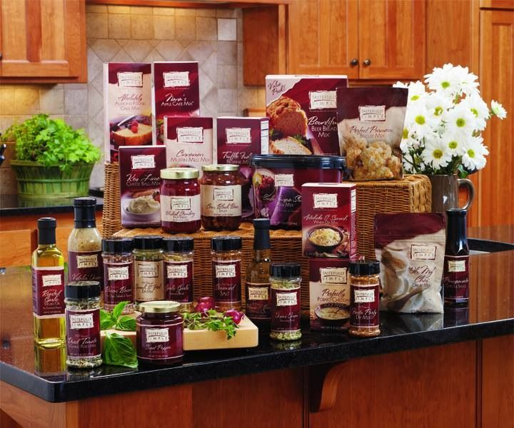 Book a party and you could receive this half off! Tastefully Simple I Got It All! Collection