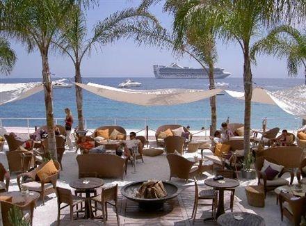 Sea lounge Monaco