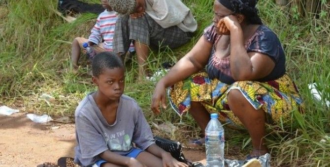 Ebola nations may face collapse