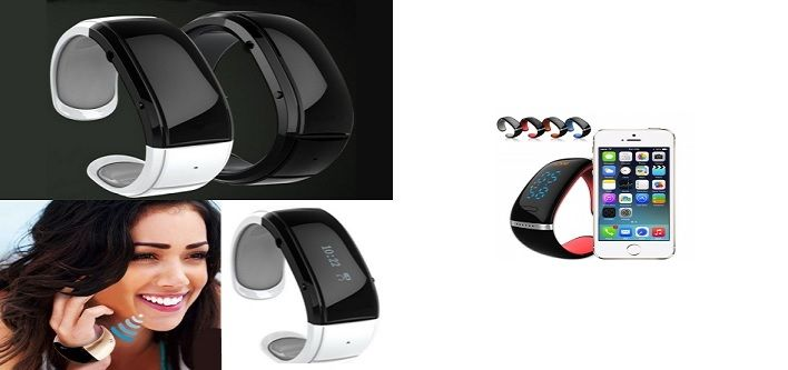 $59 for a Handsfree Bluetooth Sports Watch - Choose from 2 Colours