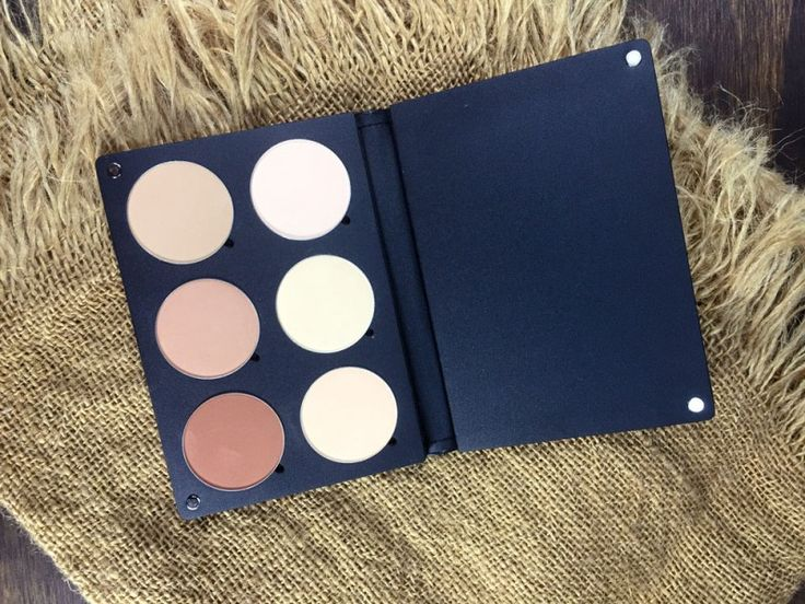 Youngblood Cosmetics Mineral Makeup and Contour Palette