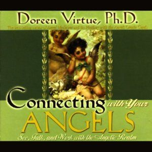 Amazon.com: Connecting with Your Angels: See, Talk, and Work with the Angelic Realm (Audible Audio Edition): Doreen Virtue, Hay House: Books