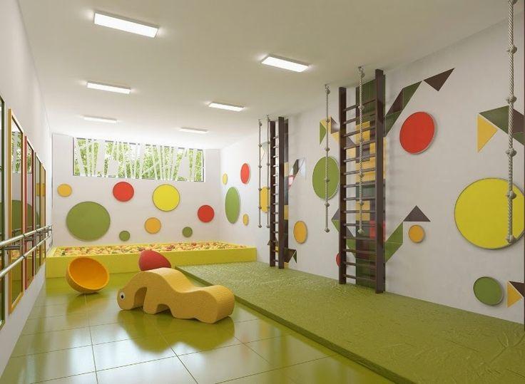 Eco Kindergarten Design: Going Green