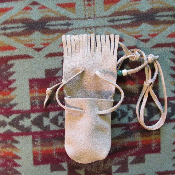 Medizin Pouch Fleck Stammes-Instrument Tuner von HeritageMusic