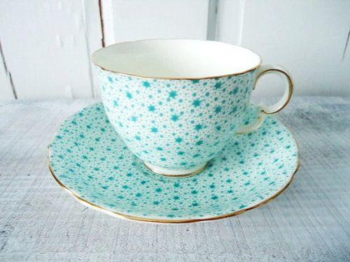 like the tea cup