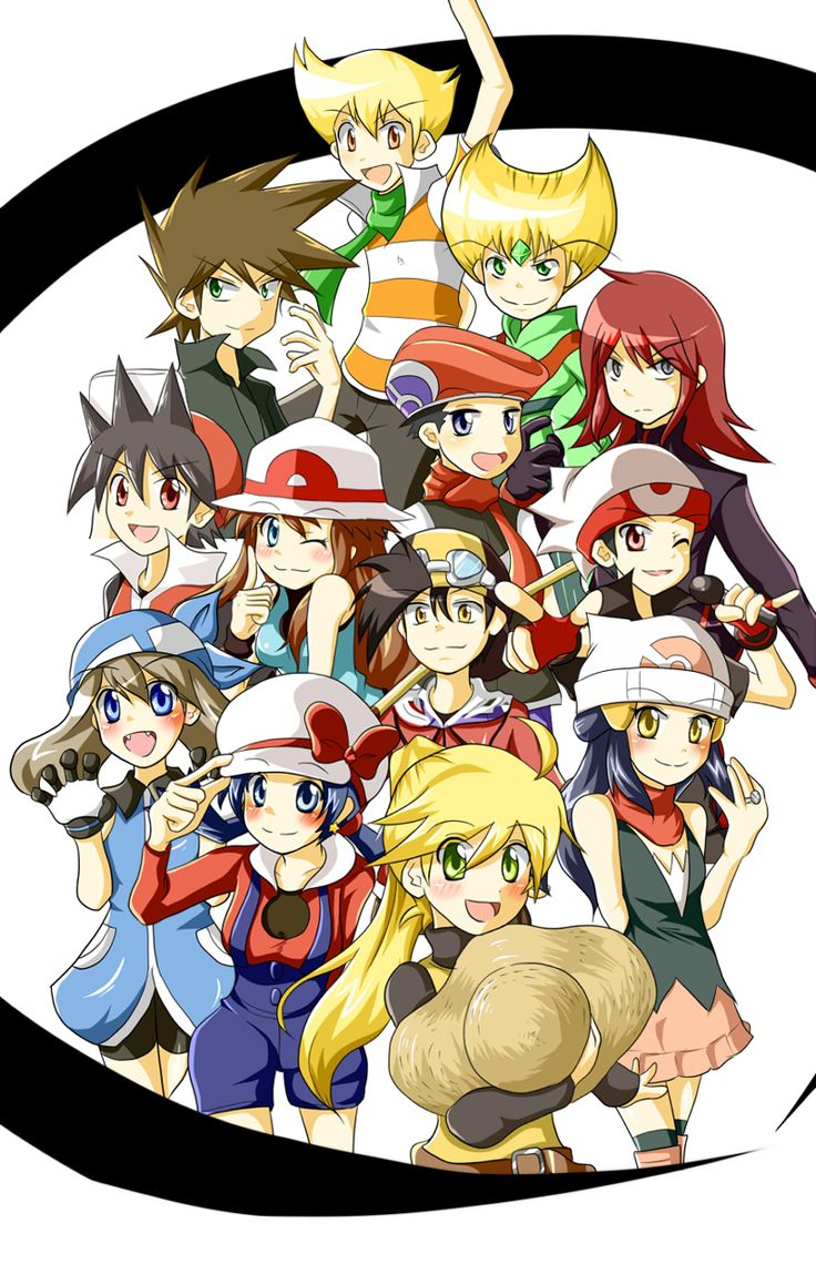 PokeSpe Pokemon Adventures Manga Pinterest Adventure