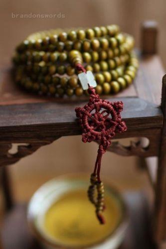 Sandalwood-Buddhist-Buddha-Meditation-216-Prayer-Bead-Mala-Bracelet-Necklace