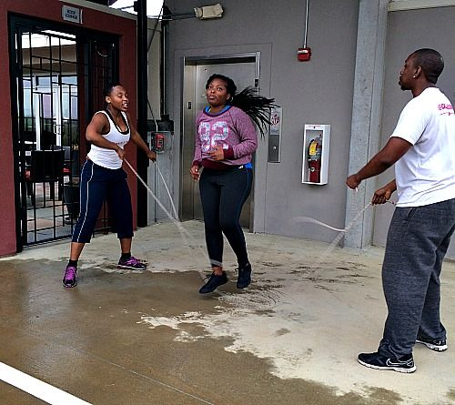 MyBrownBaby Family Fun: Learning to Double Dutch With Double Dutch Aerobics!