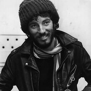 Bruce Springsteen, then 25, just after the release of his seminal album.