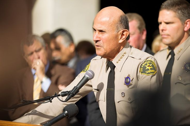 Former LA County Sheriff convicted on federal felony charges    While planning to appeal, former Sheriff Lee Baca faces up to 20 years in federal prison.