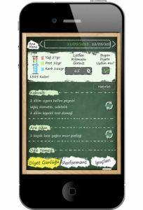 Diyetteyim - appwoX Mobil Uygulama Geliştirme #iphone #iphoneuygulama