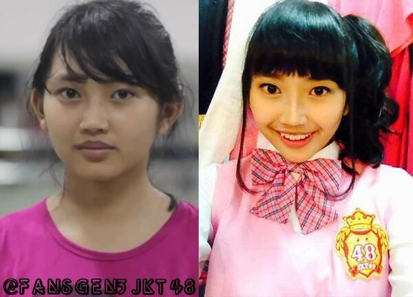Kezia Putri Andinta @P_KeiJKT48