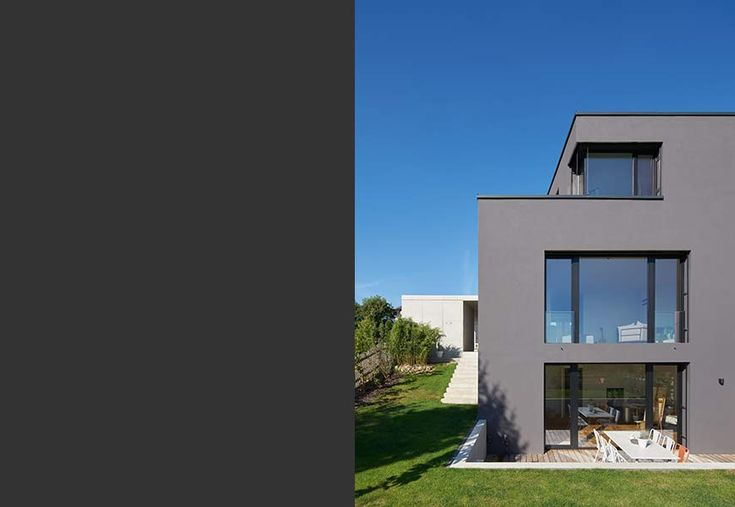 12 best Fassade images on Pinterest Modern houses, Small homes and - cortenstahl innenbereich ideen