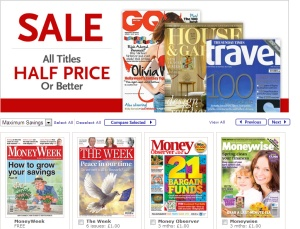May Hot Deals: More Really Hot Deals From WHSmith Magazines