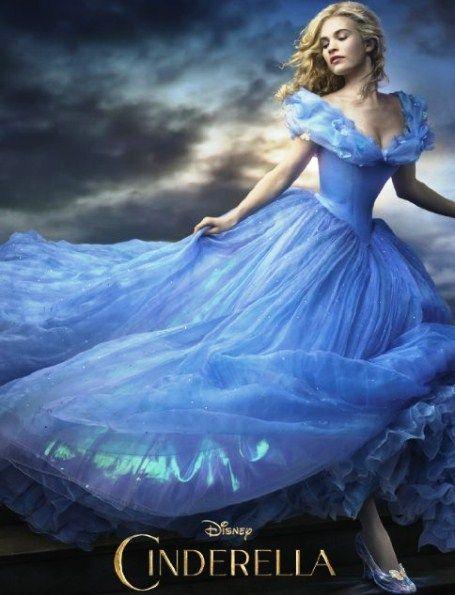 Film Cinderella 2015 Terbaru di Bioskop