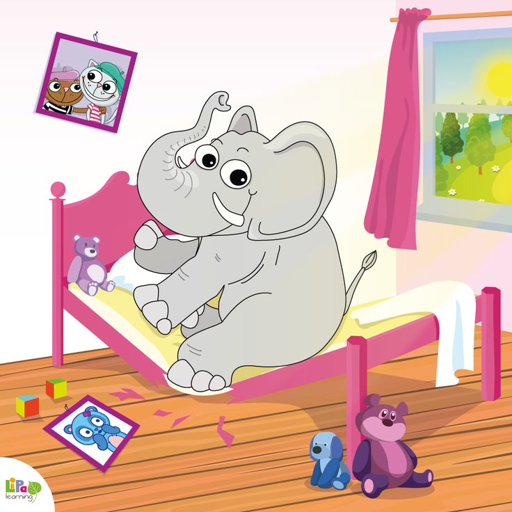 "Mum: ""What time is it when an elephant sits on your bed?""  Child: ""Time to get a new bed!"" Happy April`s Fool Day to all Lipa kids, parents and teachers. Have a laughing day today. :-)"
