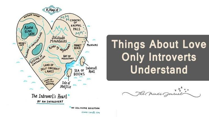 10 Things About Love Only Introverts Would Understand - http://themindsjournal.com/introvert-love/