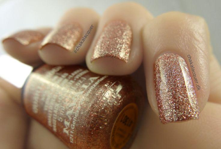 Лак для ногтей Розовый кварц