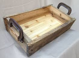Modern Timber Storage Tray Idea 12