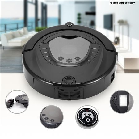 $197.97,Save $101.98 - AC 100-240v   50/60Hz 1.5A - Robotic Vacuum Cleaner at CrazySales.com.au - If you don't have time in your day to waste running around with a vacuum, then let this Robotic Vacuum Cleaner do the work for you! #robot #vacuum #cleaner
