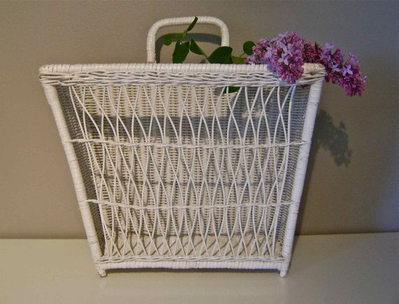19 best White Wicker~ images on Pinterest | White wicker ...